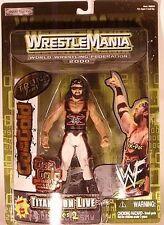 X-Pac WWF action figure Wrestlemania 2000 JAKKS Pacific NIB Titantron