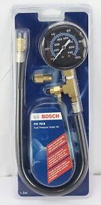 New Genuine Bosch FIX 7818 Fuel Pressure Tester Kit Diagnostic Service Tool