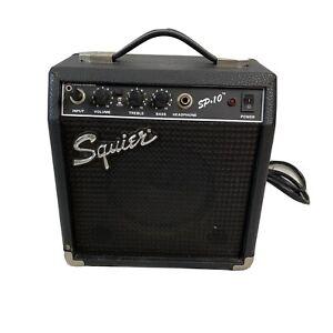 Squire SP-10 22W 120V-60HZ Electric Guitar Amp