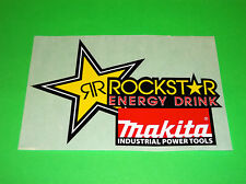 SUZUKI RM RMZ 65 80 85 100 125 250 450 MAKITA ROCKSTAR ENERGY MOTOCROSS STICKERS
