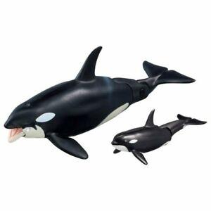 Takara Tomy ANIA Animal AL-08 Killer Whale Parent-Child Action Figure