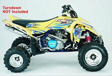 '06-'09 SUZUKI LT-R450 FAT BOY 4 PRE-PRODUCTION EXHAUST SYSTEM #1