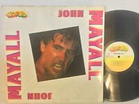 John Mayall Super Star EX ITALY ORIG with ATTACHED BOOK blues
