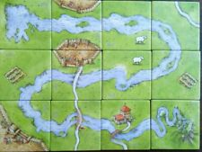 Carcassonne The River 3 (2014)  hills & sheep SPECIAL EDITION, Brand New RARE
