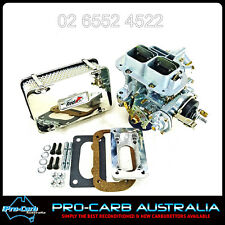 TOYOTA HILUX 18R MANUAL CHOKE PERFORMANCE UPGRADE KIT SUIT WEBER CARBURETTOR