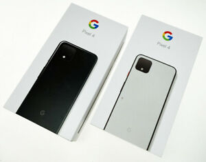 MINT Google Pixel 4/4XL 64GB/128GB FACTORY UNLOCKED EXCELLENT
