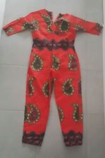 Beautiful African style jump suit
