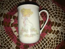 "Precious Moments Name Mug Personalized ""Connie"" 1989 Enesco Vgc"