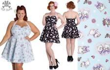Hell Bunny Mini Amelia Rockabilly Pinup Swing Retro Vintage Dress 2XL-4XL