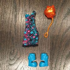 Monster High Doll Clothing, Shoes & Accessories Complete Howleen Outfit