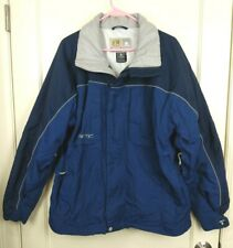 Burton Tactic Navy Blue Snowboard Ski Winter Jacket Coat Men's Size: L