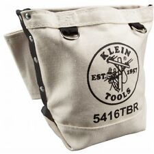 "Klein Tool Canvas 10"" Iron Workers Bolt Retention Pouch"