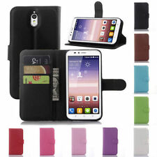 Leather Mobile Phone Flip Cases for Huawei