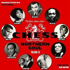 CHESS NORTHERN SOUL,VOL.3 (LIMITED  EDITION.)  7 VINYL LP SINGLE NEW+