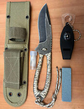 NEWSpecial price Multi function camping outdoor survival fishing tactical knife