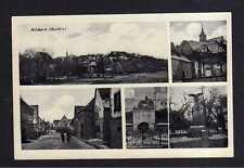 115425 AK Hilsbach Baden 1937 Ort Kirche Dorfstraße Denkmal Kriegerdenkmal