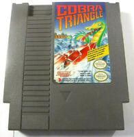 Cobra Triangle Nintendo NES PAL