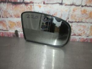 Außenspiegel Spiegelglas Ersatzglas Mercedes S Typ W220 ab 1998-2005 L o R asph