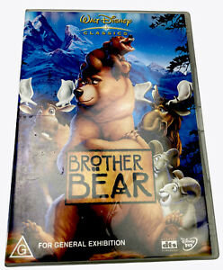 Brother Bear Walt Disney Classics DVD R4 G PAL 1999 with Tracking