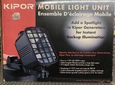 Kipor Mobile Light Unit Add Spot Light To Your Generator For Instant Backup