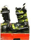 $600 Nordica GPX 110 Alpine Mens Size 26.5 Ski Boots NIB 98 Last Black / Lime