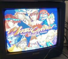 MARTIAL CHAMPION KONAMI * OFFICIAL 100% working PCB JAMMA