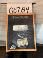 John Deere 1010 Crawler Tractor Technical Service Repair Manual Book - SM2034
