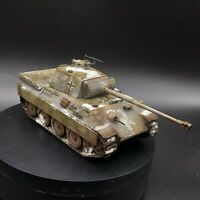 Pro Painted 28mm Panther Tank (winter) Bolt Action Warlord Games Ww2 1/56 Scale