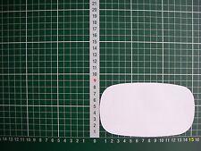 SPECCHIETTI VETRO SPECCHIO vetro di ricambio CHEVROLET CORVETTE c3 Stingray re SPH convesso