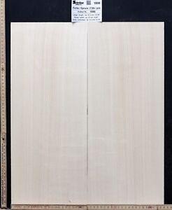 Tonewood Fichte Spruce Soundboard Decke 22cm Aufleimer Guitar Tonholz Topset