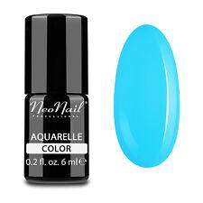 UV Nagellack Polish UV Gel von Neonail 6 ml - Blue Aquarelle