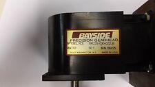 NR23S-030-022LB BAYSIDE PRECISION GEARHEAD RATION 30:1 USED