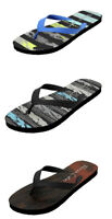 Brand New Thomas Calvi Men's Flip Flops Sizes 7-11 UK FREE P&P!!