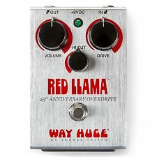 Way Huge WHE206 25th Anniversary Red Llama Limited Edition Overdrive
