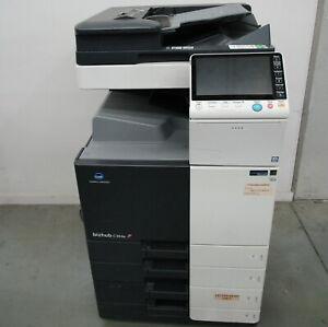 Konica Minolta Bizhub C364e Colour Photocopier Printer Copy & Scan