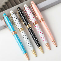 Metal Ballpoint Pens Office Business School Writing Sign Pens Stationery Gift