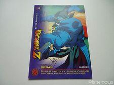 Carte originale Dragon Ball Z Fighting Cards N°59 / Panini 1999 BIRD STUDIO