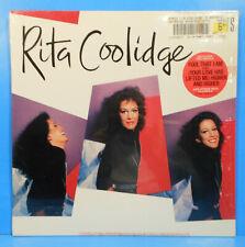 RITA COOLIDGE GREATEST HITS LP '80 ORIGINAL SHRINK GREAT CONDITION! VG++/VG++!!B