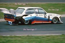 Marc más segura BMW 320 5 Nurburgring DRM 1977 fotografía de grupo 1