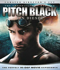 The Chronicles of Riddick: Pitch Black (Directors Cut, Unrated) Blu-Ray New