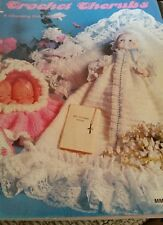 Crochet Cherubs A Charming Doll Collection Craft Booklet