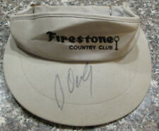 RARE JOHN DALY AUTO SIGNED VISOR / CAP FROM THE FIRESTONE COUNTRY CLUB PGA