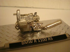 BMW R 1100 Rs. Miniaturmotor On Plate 1:18 Unique