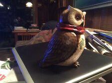 "6"" Owl decoration"