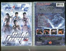 PRIDE FC - COLD FURY 3 (DVD, 2005) BRAND NEW SEALED - FREE SHIPPING