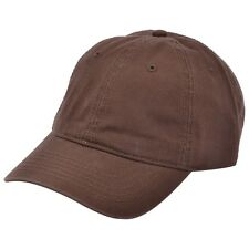 Army Cap Carbon212 Curved Visor Baseball Caps - Brown