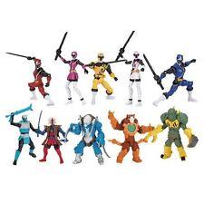 POWER Rangers Ninja acciaio 5 pollici Action Figure RANGER GIALLO