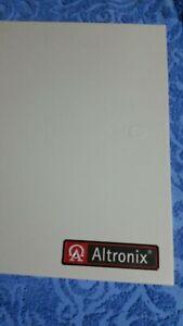 Altronix Power Supply/charger-AL300ULX-12VDC or 24VDC-Grey Enclosure