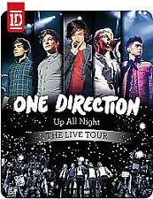 One Direction: Up All Night - The Live Tour [Blu-ray] [2013], New DVD, ,