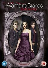 Vampire Diaries TV Series 1 - 5 Complete All 111 Episodes DVD (25 Disc) Box Set